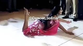 رقص صافيناز مغري جدا