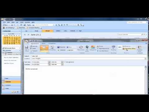 NEC Desktop Suite Outlook Calendar Integration   Provided By Ideacom Solutions Group