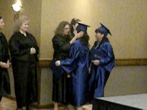 Chrissy Gets Diploma.AVI