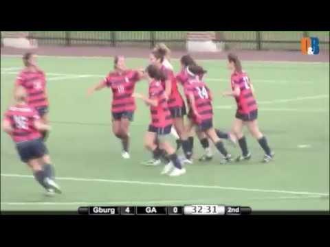 Gettysburg College Women's Soccer Versus Gustavus Adolphus