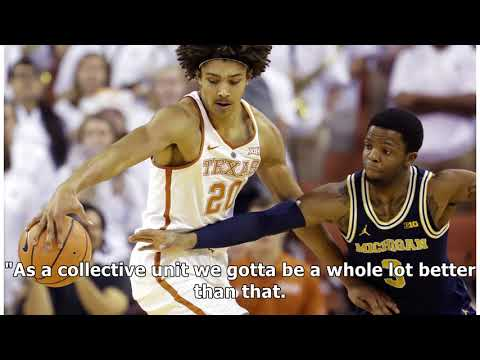 Abdur-rahkman leads michigan over texas 59-52  By Channel