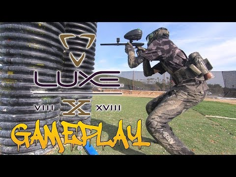 DLX Luxe X - Gameplay Footage