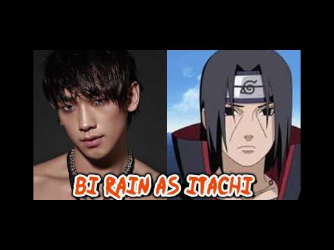 Naruto Live Action Movie (Fan)Cast