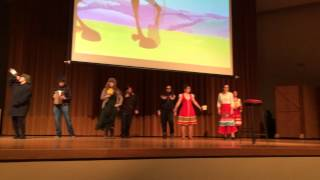 Russian Culture Show, The College Of Wooster