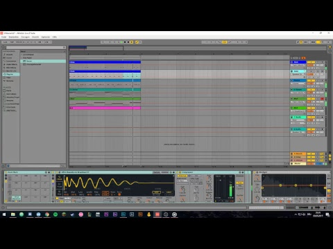Making Oldschool Beats in Ableton [Livestream]