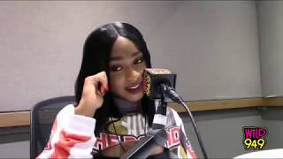 NORMANI: Facebook Live [Wild 94.9] - May 04, 2018
