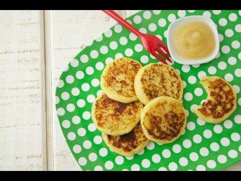 Mashed Potato Cakes: Healthy Side Dishes - Weelicious