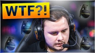 TOP 10 NA NADES by PRO CS:GO PLAYERS
