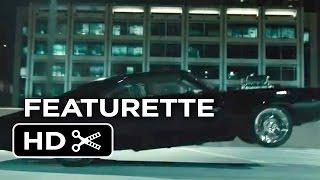 Furious 7 Featurette - The Charger (2015) - Michelle Rodriguez, Vin Diesel Movie HD