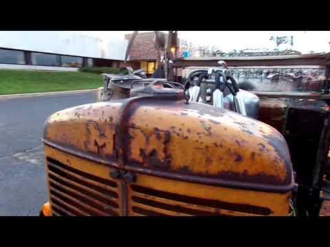 Lil Stinker Rat Rod ''manure spreader car''