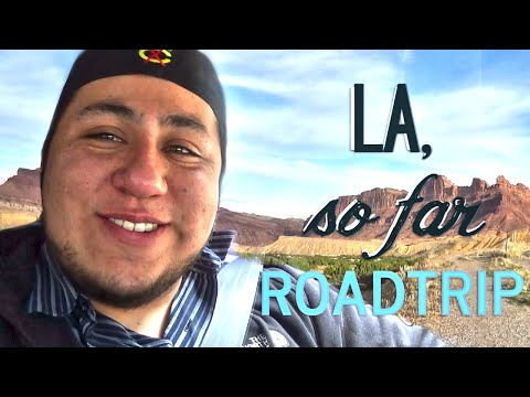 Road Trip Chicago to Los Angeles