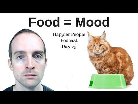 What I eat can cause bad moods and depression!