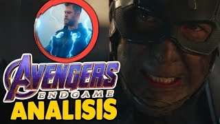 Download ¡Thor y Capitana Marvel Se Conocen! Avengers ENDGAME Trailer 2 Análisis Video