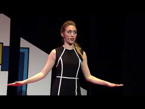 Millennials need a mentor in the workplace | Lauren Hoebee | TEDxTWU