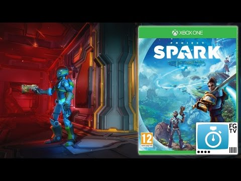 2 Minute Guide: Project Spark Xbox One, Windows (PEGI 12)