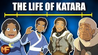 The Life of Katara: Entire Timeline Explained (Childhood, Teenage Years, Adulthood \u0026 Later Life)