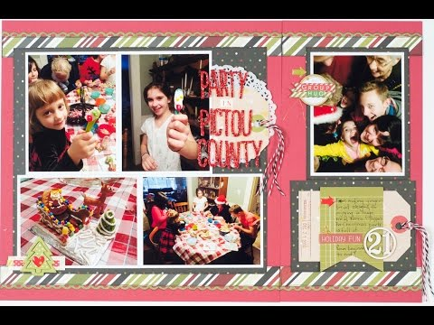 Scrapbooking Process Party in Pictou County