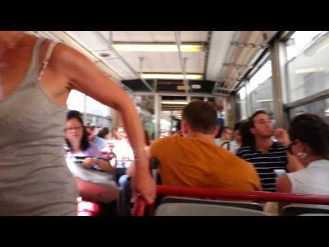 Metro from Naples to Sorrento