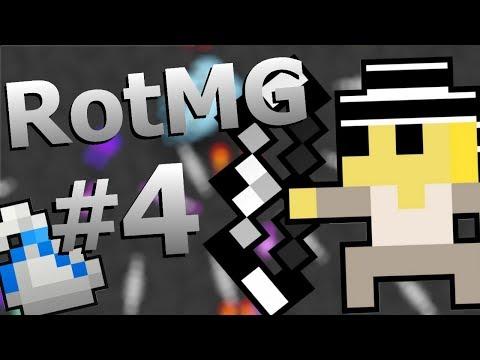 RotMG #4 | I GOT A DOOM BOW!!!