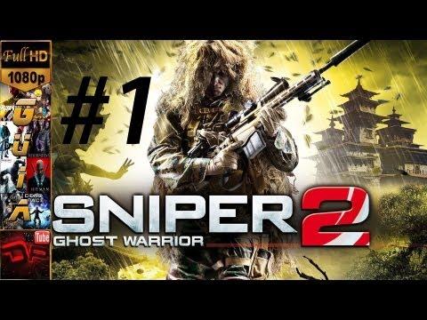 Sniper Ghost Warrior 2 Gameplay Parte 1 |Acto 1| 1080p Walkthrough Español PC Xbox360/PS3