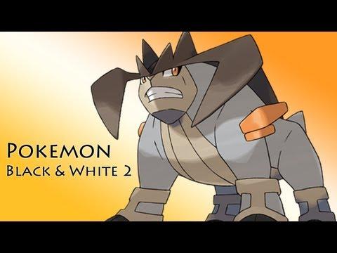 Pokemon Black & White 2: Catching Terrakion