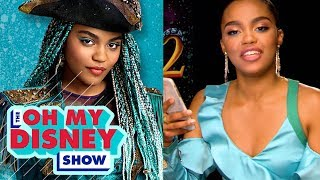 "China McClain Takes The ""How Evil Are You?"" Quiz 