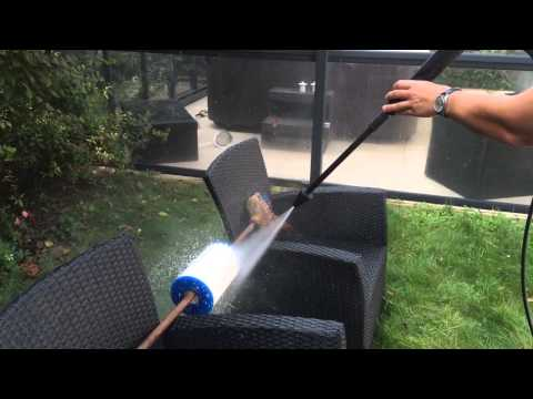 Cleaning a Spa filter Part 1