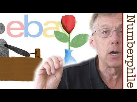The Ideal Auction - Numberphile