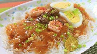 How to cook Jollibee Palabok sauce - copycat