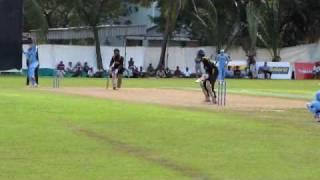 Sanath & Tharanga 2nd over