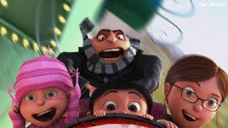 Fun Land Funny Scene - Despicable me - Our Minions