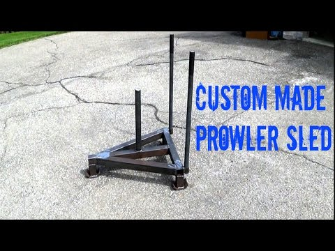 Custom Made Prowler Sled