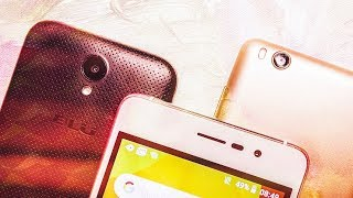 Trying The Cheapest Smartphones on Amazon