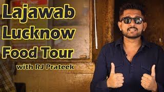 Episode 5 | Lucknowee Chola Bhatura | Lajawab Lucknow | Food tour with RJ Prateek