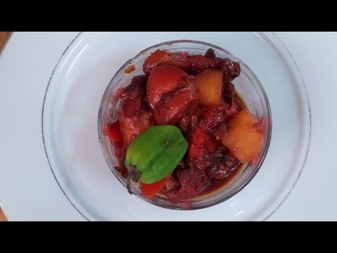 How To Make Trini 🇹🇹 Stew Chicken With Potato Recipe  Video 🐔
