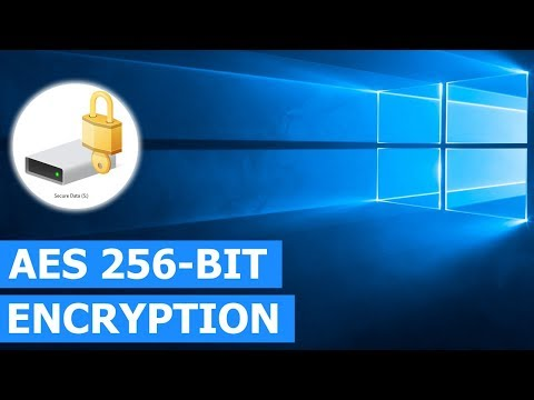 How to Make BitLocker Use 256-bit AES Encryption Instead of 128-bit AES on Windows 10