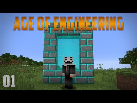 Age of Engineering EP1 Tree Punching