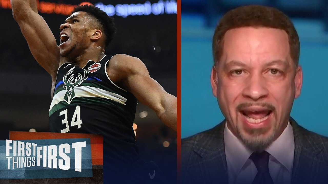Giannis signs Bucks deal; talks responsibility for zero NBA rings — Broussard   FIRST THINGS FIRST