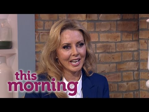 Carol Vorderman Flying Solo Around The World | This Morning