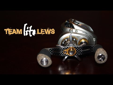 Lew's Team LITE Speed Spool Baitcasting Reel