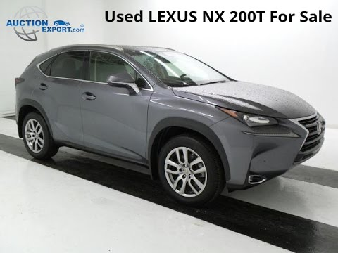 Used Lexus NX 200T for Sale in USA, Shipping to Nigeria