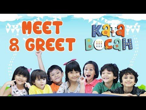 EVENT: MEET AND GREET KATA BOCAH