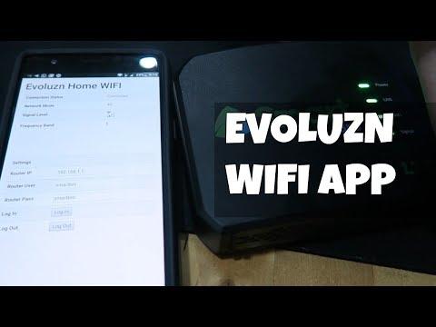 Evoluzn Home WIFI App