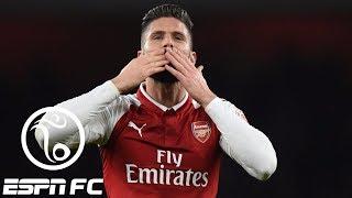 Is Arsenal sending Olivier Giroud to Dortmund for Pierre-Emerick Aubameyang?   ESPN FC