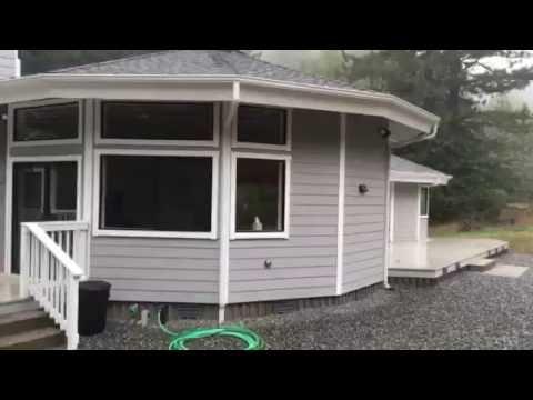 California Round House Yurt