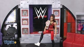 WWE Superstars Ultimate Entrance Playset from Mattel