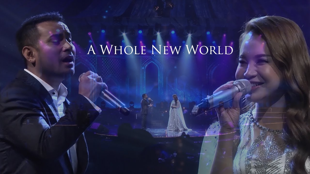 Download ROSSA feat JUDIKA - A Whole New World   Live Performance (2019) MP3 Gratis