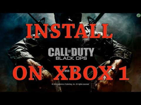 Install and Play Call Of Duty Black Ops On Xbox One -  Backwards Compatibility List