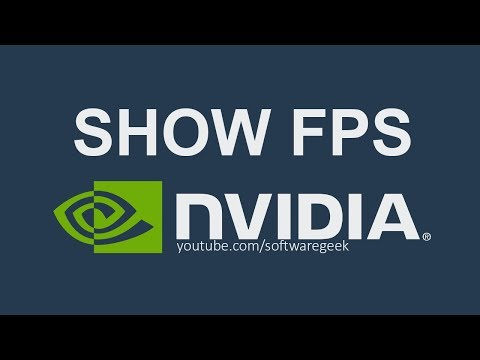 How to Enable FPS counter in Games with Nvidia ShadowPlay