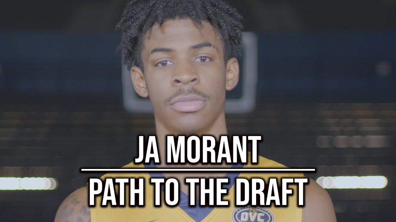 Ja Morant: Path to the Draft
